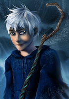 Jack Frost by KathyTheFox