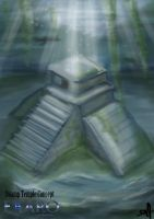 Exaro Environments - Swamp Temple by AaronQuinn