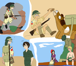 Operation Husky - 70th Anniversary by ask-military-Canada