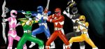 Power Rangers by TheMinx