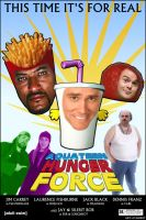 Aqua Teen Hunger Force Movie by Atariboy2600