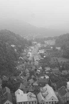 A Village in the Clouds by sahills