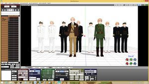 I got MMD and... A little help plz QwQ by AllTheLittleWonders