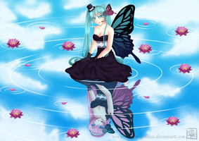 Vocaloid Magnet - Luka  Miku by Blue-Fishies