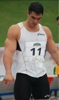 Track Athlete 71 by Stonepiler