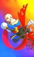 Undertale: At least we're still together by Meow101XD