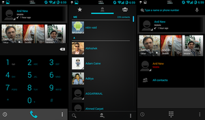 Bluefire Dialer on CM11 by nitinvaid20