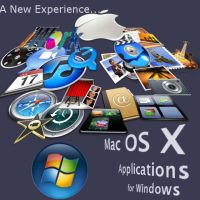 Mac OS X Apps for Windows by PMLS
