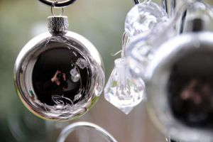 The person in christmas decs by Ellie-S