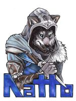 Aatto Badge by andmovingon