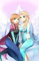 Let it go~ by Kamaniki
