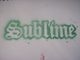 sublime by peacefrog420