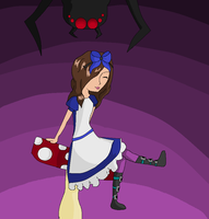 Little Miss Muffet by Aclepticmusic