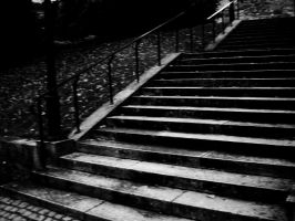Nightly staircases. by BlackLodge