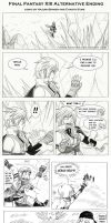 FFXIII Alternative Ending by HazuraSinner