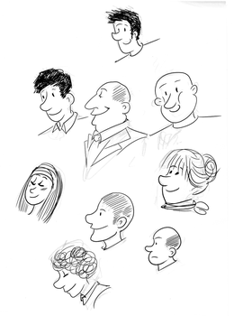 faces by WielkiG
