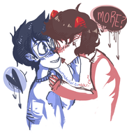johnkat is still my otp by Nauseatingly