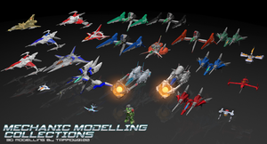 Mechanic Modelling Collections by Tarrow100