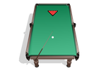 [MMD] Billiard Pocket Pool (DL) by arisumatio