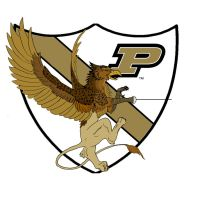 Purdue Fencing Club Logo by CloudClipper