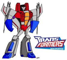 G1 Animated Starscream by Scream01