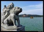 Summer Palace Statue by DarthIndy