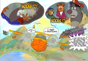 TaleSpin Fan Comic - Page 4 by steetboris
