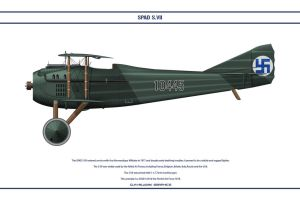 SPAD S.VII Finland 1 by WS-Clave