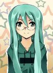 Miku+Glasses by Reinforce-II by Vocaloid-Fans