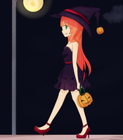 Happy Halloween! by aremichan
