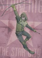 Arrow by mikefeehan