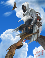 Altair by S-k-y-F-r-e-e