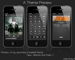 My New Theme by calebmanley