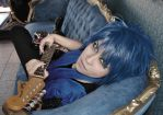 Kaito Vocaloid by cosplayPH