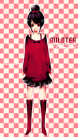 MILOTEA by honeypotato