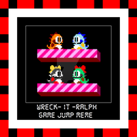 Bubble Bobble's not safe at all (WIR Game Jump) by superslinger2007