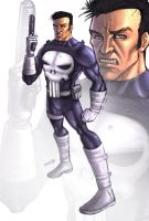 Punisher by raulman