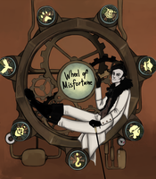 Fable 3 - Wheel of Misfortune by KlodwigLichtherz