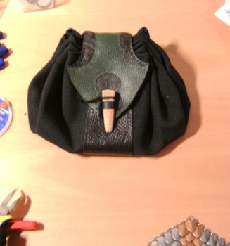big LARP pouch by unreal-hunter