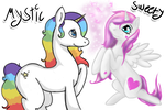 Sweet lightningflies by AliceTheWolfLover