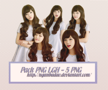 [Pack PNG #78] Ulzzang - Lee Geum Hee by nganbadao