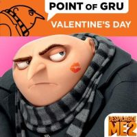 Despicable me 2 Valentine's day by MelySky