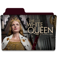 The White Queen Folder Icon by efest