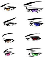 Eyes by Daryite