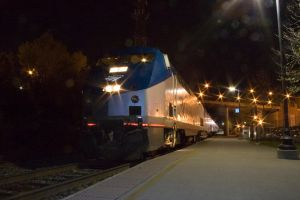 Amtrak 19 at Charlottesville by Trainman51
