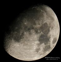 MOON - High Resolution Mosaic by RRVISTAS