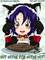 Kitty Athrun by Prince-in-Disguise