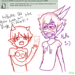 Q:A 6- closet... by Ask-Karkat-Gamzee
