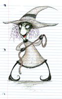Shock hanging out by QGildea