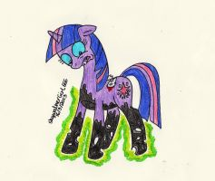 My Little TF: Welcome To The Swarm! by SkywalkerGirl666